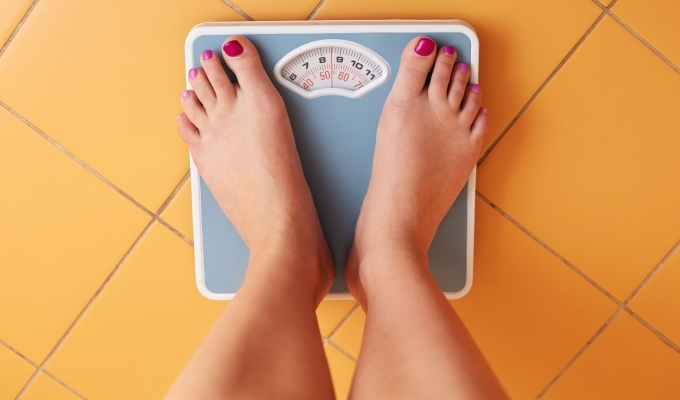 Perdida de peso y regla