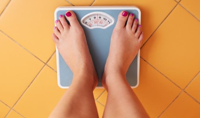 Periodo menstrual perdida de peso repentina